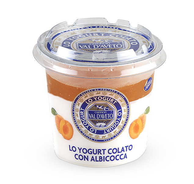 Yogurt albicocca Val d'Aveto