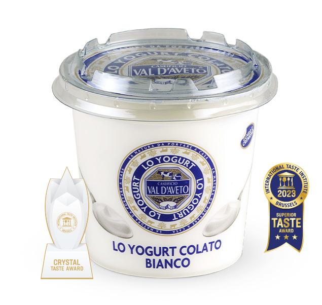 Yogurt agli agrumi Val d'Aveto