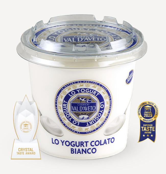 Yogurt Bianco Val d'Aveto