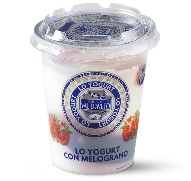 yogurt melograno val d'aveto