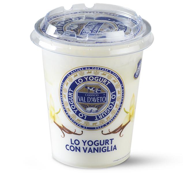 yogurt vaniglia val d'aveto