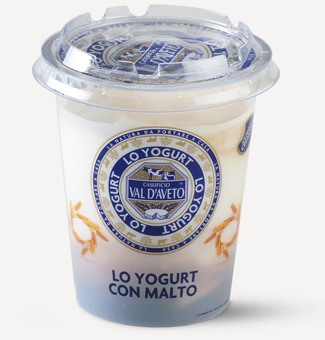 yogurt malto val d'aveto