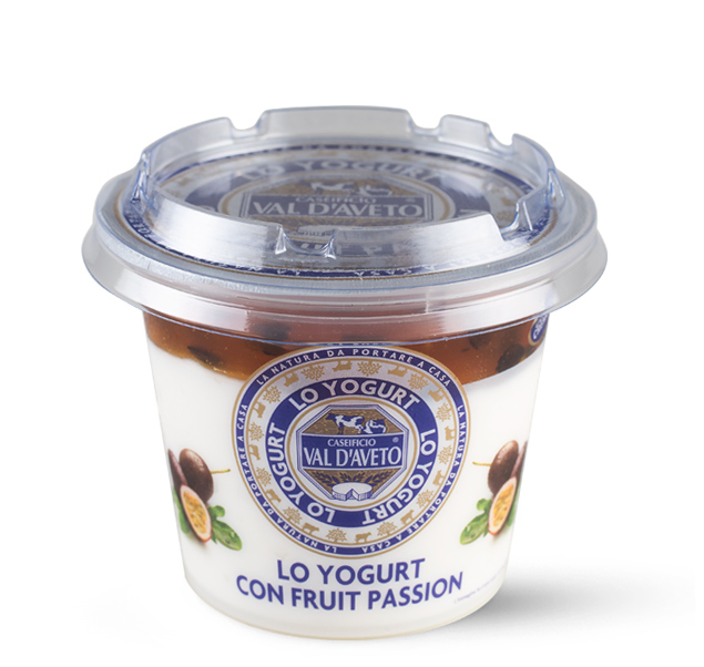 Yogurt colato Fruit Passion Val d'Aveto