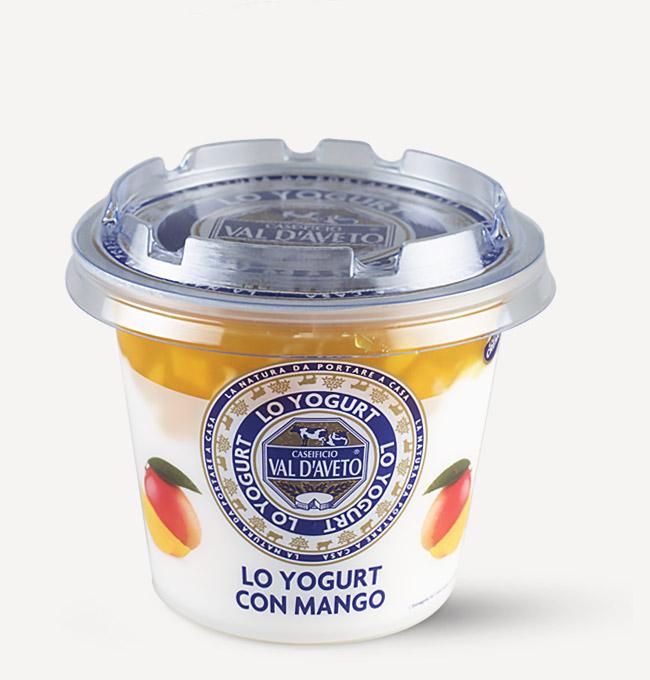 Yogurt colato mango Val D'Aveto