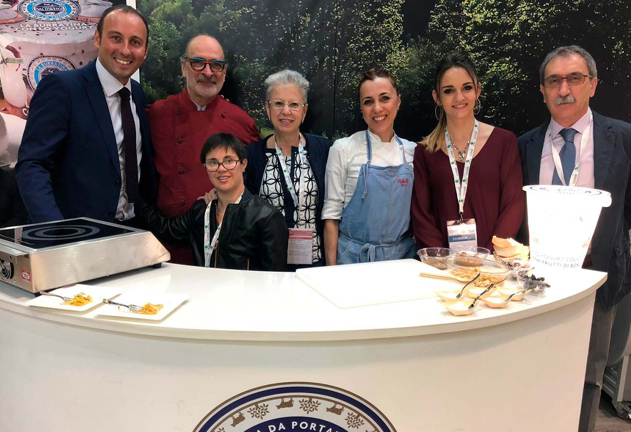 Nascono le paste filate Caseificio Val d'Aveto