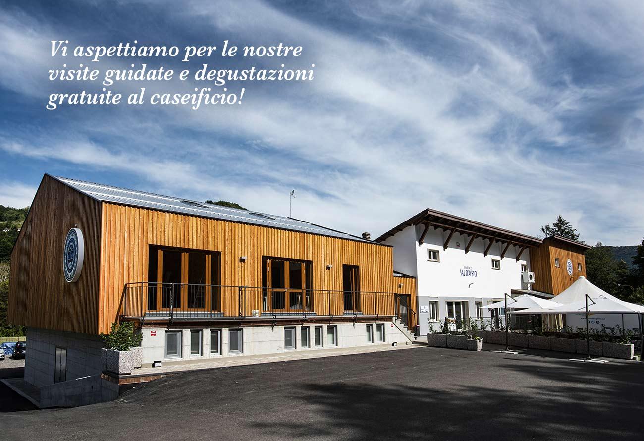 Caseificio Val d'Aveto visite guidate