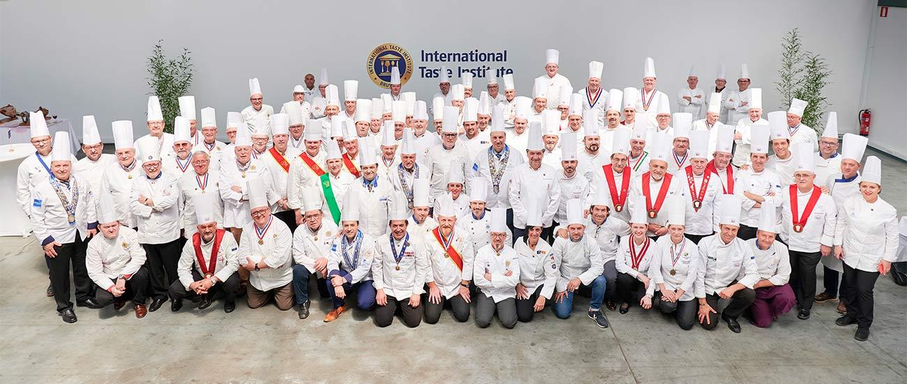 International Taste Institute jury 200 chefs