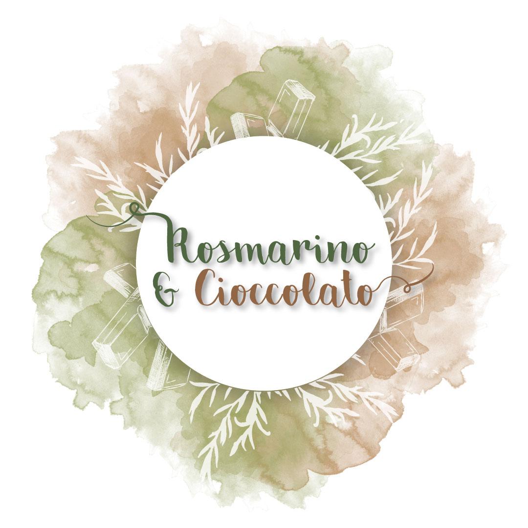 logo rosmarino e cioccolato
